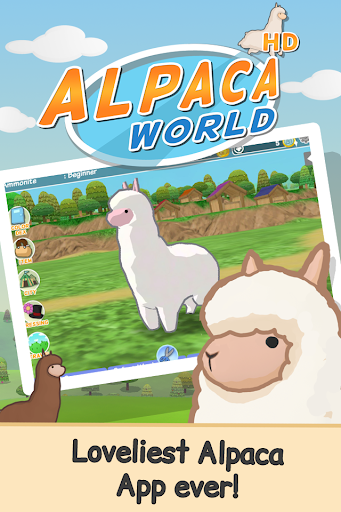 Alpaca World HD+ screenshots 1