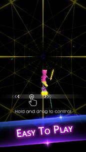 Cyber Surfer Mod Apk: Free Music Game – the Rhythm Knight 5