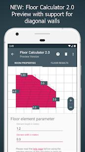 Floor Calculator: Plan & install flooring 1