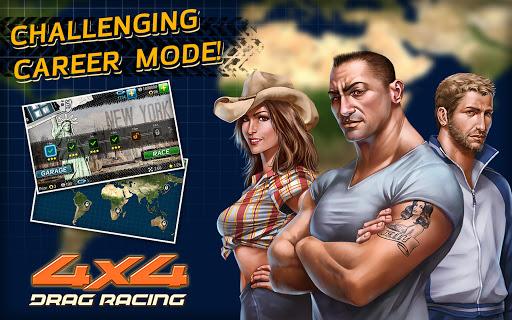 Drag Racing 4x4 screenshots 12