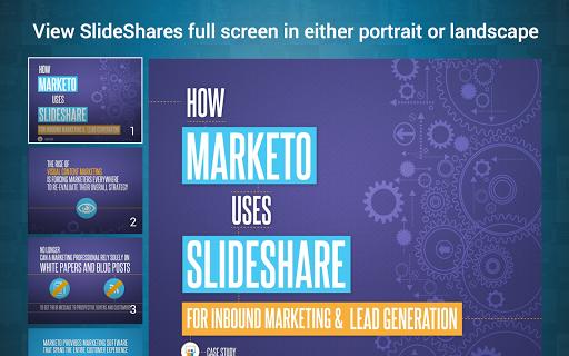 SlideShare  Screenshots 13
