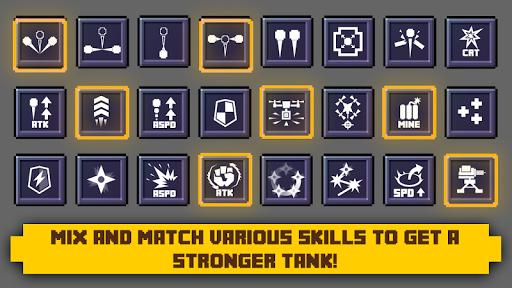 Tank Block Blast screenshots 3