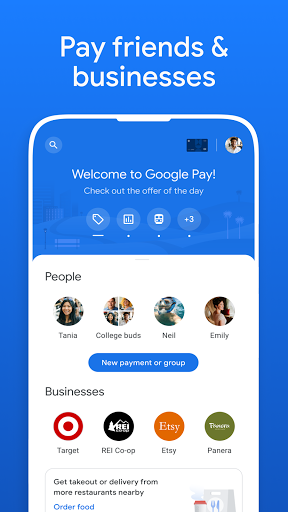 Google Pay: A safe & helpful way to manage money screen 0