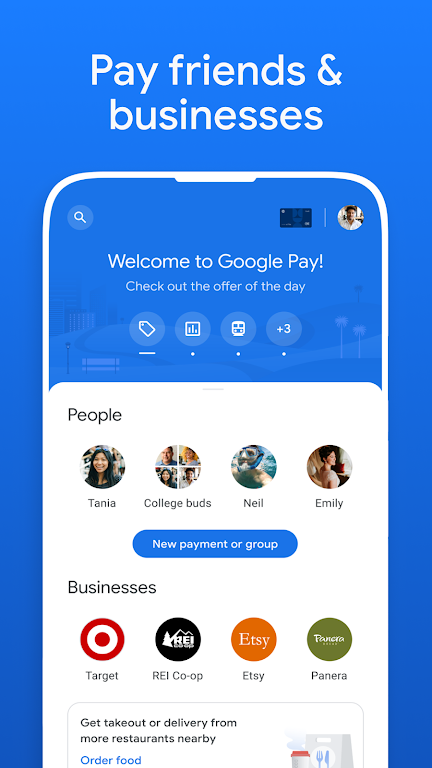 Google Pay: A safe & helpful way to manage money poster 0
