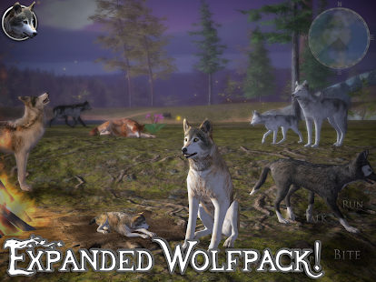 Ultimate Wolf Simulator 2 Screenshot