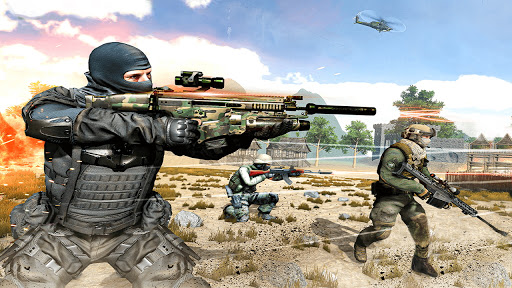 Gun Strike: FPS Strike Mission- Fun Shooting Game 2.0.4 screenshots 2