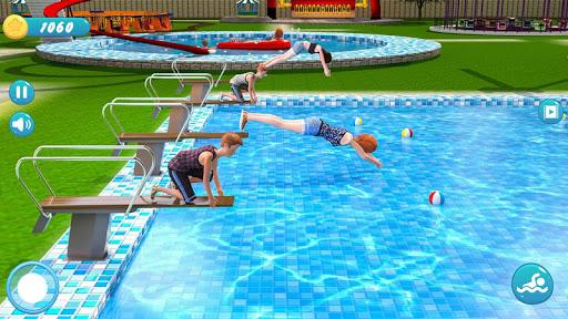 jogos de corridas de parque aquático para crianças