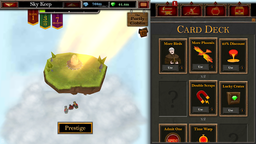Castle Fusion Idle Clicker screenshots 9