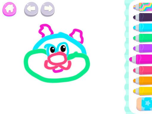 Pets Drawing for Kids and Toddlers games Preschool apkpoly screenshots 24