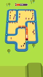 Train Taxi Screenshot