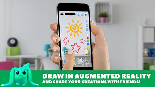 DEVAR - Augmented Reality App  screenshots 3