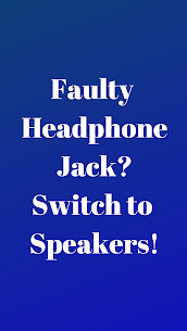 Disable Headphone(Enable Speaker) For Pc 2020 | Free Download (Windows 7, 8, 10 And Mac) 1