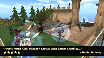 Chrono Clash - Fantasy Tactics Simulator
