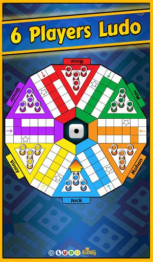 Ludo Kingu2122 - Parchisi Dice Board Game 5.8.0.174 screenshots 23