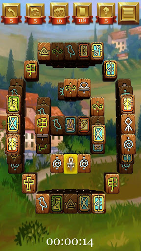 Doubleside Mahjong Rome 2.0 screenshots 8