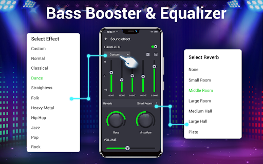 Pemutar Musik – Bass Booster