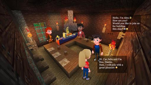 Terra Craft: Build Your Dream Block World 1.6.5 screenshots 6
