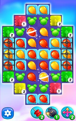 Balloon Paradise - Free Match 3 Puzzle Game Apkfinish screenshots 5