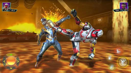 Real Superhero Kung Fu Fight - UFC Fighting Games  screenshots 10
