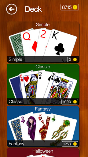 Speed Card Game (Spit Slam) apkpoly screenshots 7