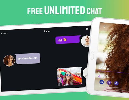 Wapa: Lesbian Dating, Find a Match & Chat to Women 13.7.0.6 Screenshots 5