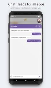 DirectChat (ChatHeads/Bubbles for All Messengers) (PRO) 1.8.5 Apk 1