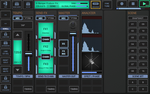 G-Stomper Producer Mod Apk (Full Version Paid) 10