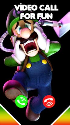 Luigi's Mansion Video Call & Wallpaperのおすすめ画像1