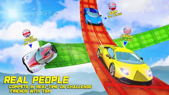 Superhero Car Games GT Racing Stunts - Game 2021 1.22 Screenshots 8
