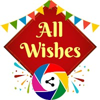 All Festivals and daily wishes, greetings messages Icon