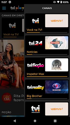 TVI Player 2.3.1 screenshots 2