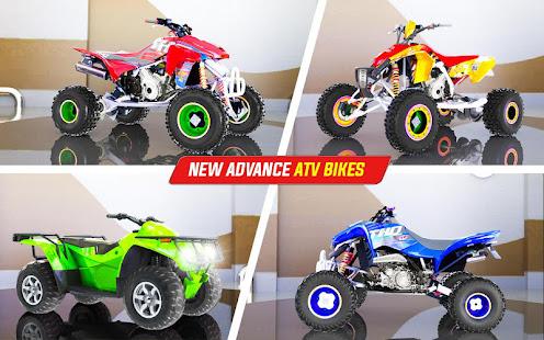 Light ATV Quad Bike Racing, Traffic Racing Games 19 Screenshots 21