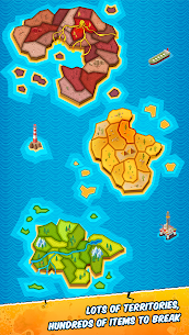 Tap Break Them All : Clicker Hero Mod Apk 1.1.18 (Unlimited Diamonds/Gold) 6