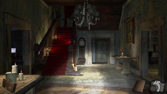 The Forgotten Room - The Paranormal Room Escape Screenshot