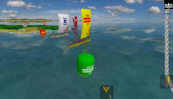 Yoles Martinique sailing
