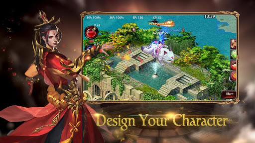 Conquer Online - MMORPG Action Game 1.0.8.0 screenshots 1