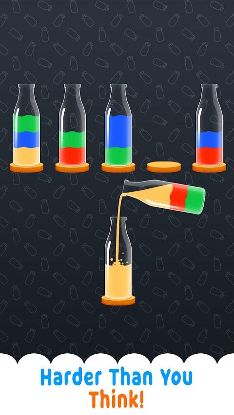 Water Sort Puzzle - Water Color Sort 2021のおすすめ画像4