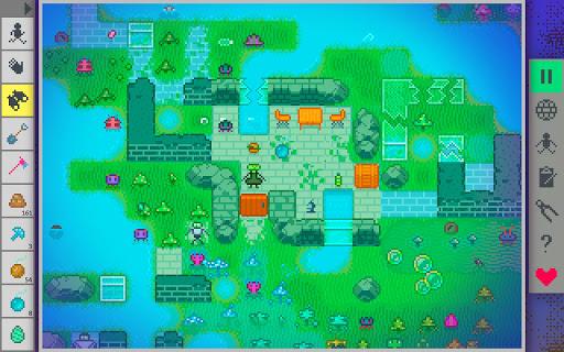 Code Triche Vilmonic - Évolution d'une Vie de Pixels APK MOD (Astuce) screenshots 1