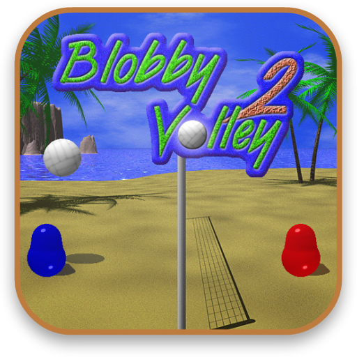 Blobby Volley 2 For PC Windows (7, 8, 10 and 10x) & Mac Computer