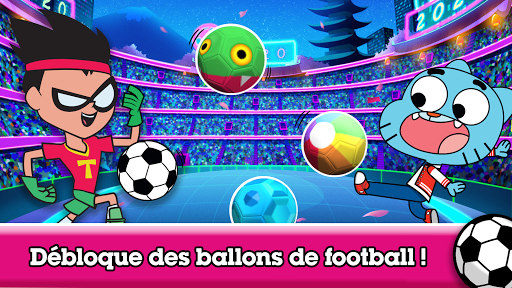 Toon Cup 2020 - Le jeu de foot de Cartoon Network APK MOD (Astuce) screenshots 4
