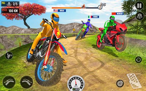 Dirt Bike Racing Games: Offroad Bike Race 3D  screenshots 7