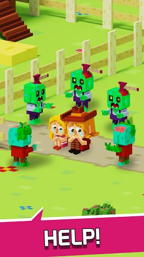 Build Heroes:Idle Survival Journey  screenshots 2