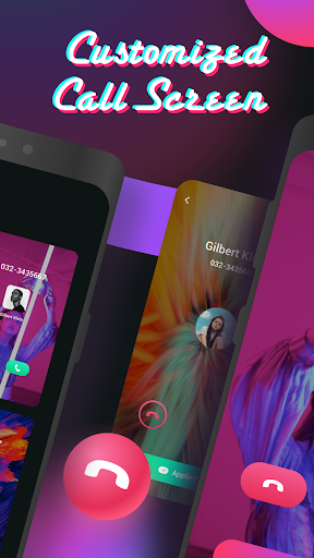 Call Flash - Colorful phone screenshots 2