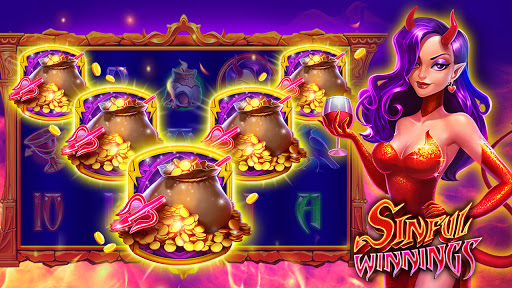 Grand Win Casino - Hot Vegas Jackpot Slot Machine 1.3.0 screenshots 1