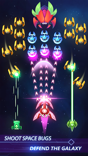 Space Attack - Galaxy Shooter screenshots 1