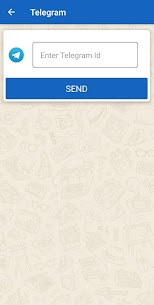 Instant Messenger-Message without Saving Number 4