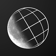 Lunescope 🔭🌘 Moon Viewer  Icon