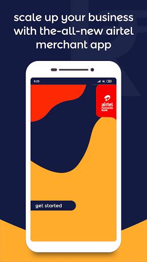 Airtel Merchant apktram screenshots 1