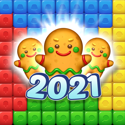 Judy Blast - Toy Cubes Puzzle Game