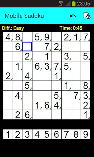 Mobile Sudoku 1.13.14 screenshots 3